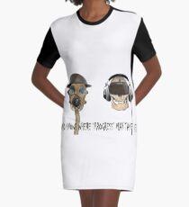 Teleological Claptrap 01 Graphic T-Shirt Dress