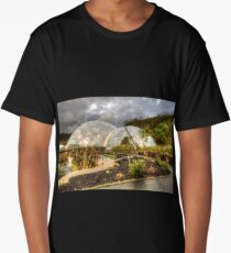 The Mediterranean Biome Long T-Shirt
