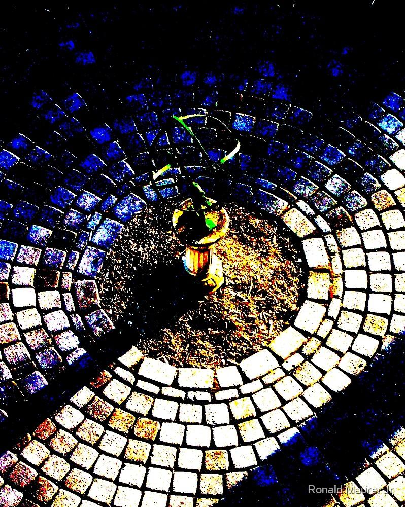 Sundial by Veronica Maur'er