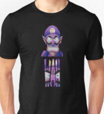 Waluigi WHA! Unisex T-Shirt