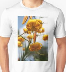 Turk's Cap Lilies Unisex T-Shirt