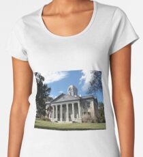 Jeff Davis County Courthouse Women's Premium T-Shirt