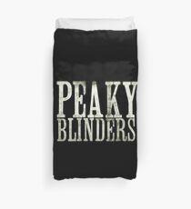peaky blinders Duvet Cover