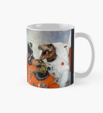 Dinosaurs... IN SPACE!! Mug