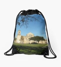 Mission San Jose Drawstring Bag