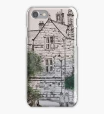 Old police house robinhoods bay iPhone Case/Skin