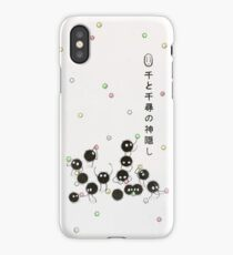 Susuwatari iPhone Case/Skin