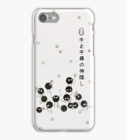 Susuwatari iPhone Case/Skin