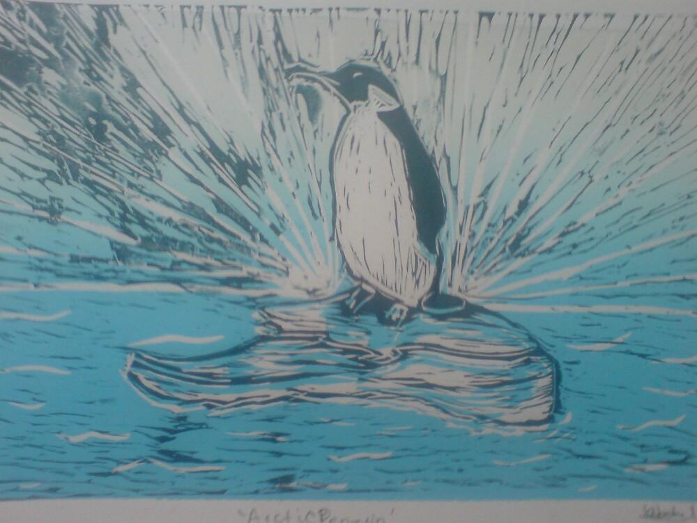 Arctic Penguin by kdesignz
