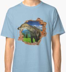 Dinosaure t-shirt Classic T-Shirt