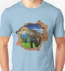 Dinosaure t-shirt Unisex T-Shirt