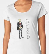 Roland Deschain of Gilead  -  Dark Tower Series Women's Premium T-Shirt