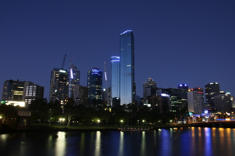 Yarra River, Melbourne by ty2008