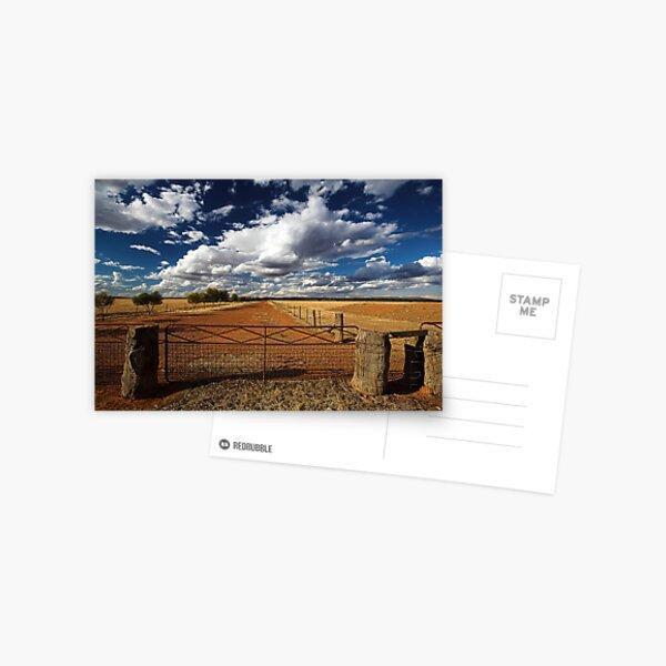 Avenue of Clouds Postcard