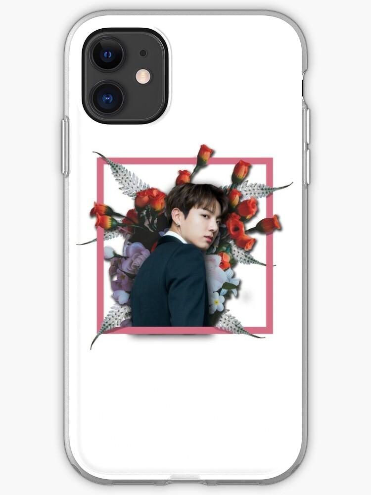 BTS Bangtan Sonyeondan Jungkook Teaser 1 iphone case