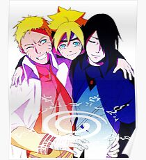 Naruto Friends Poster