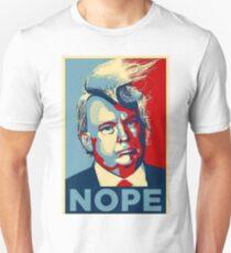 Donald Trump nope merchandise T-Shirt