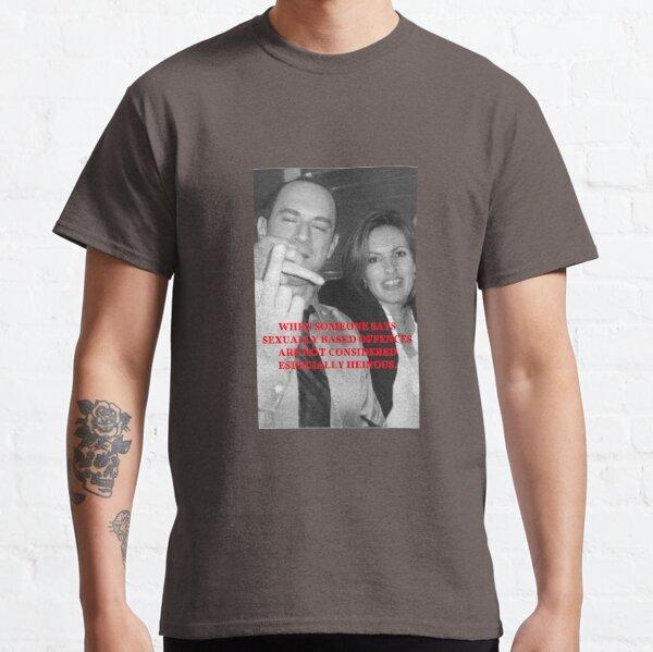 LAW & ORDER SVU Classic T-Shirt