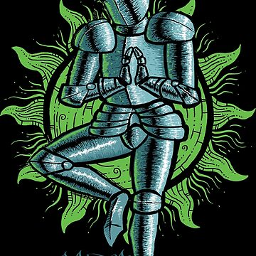 Yoga Knight by os-frontis