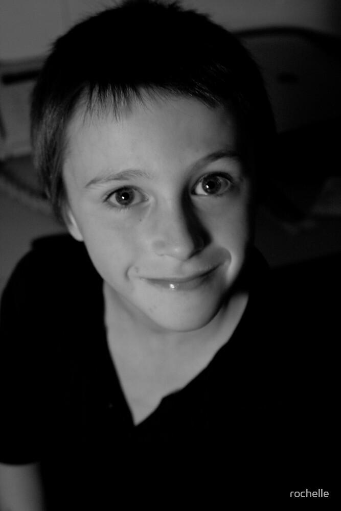 Grandson #1 by rochelle