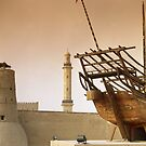 Fort Fahidi, Dubai by Larry Costales