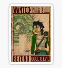 BGE Retro Art Sticker