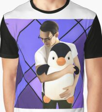 Edward Nygma + Penguin Graphic T-Shirt