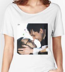 Nygmobbleepot Women's Relaxed Fit T-Shirt
