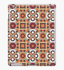 Retro tiled pattern iPad Case/Skin
