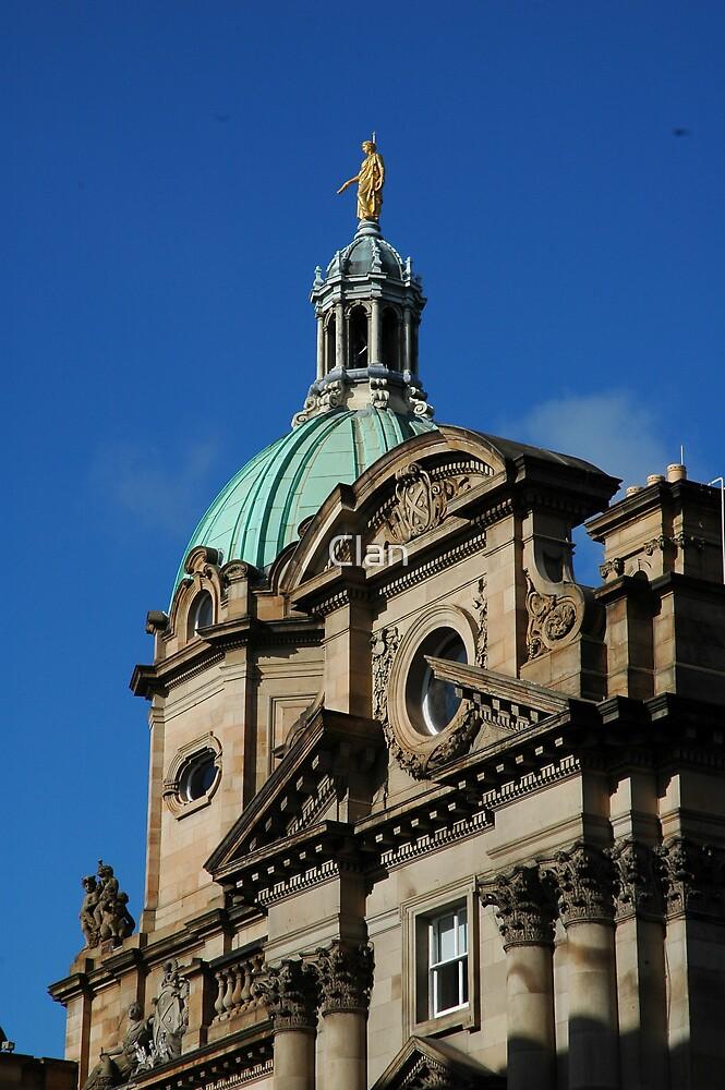 Clan: architecture in Edinburgh by Clan