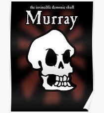 Monkey Island - Murray the Skull Poster