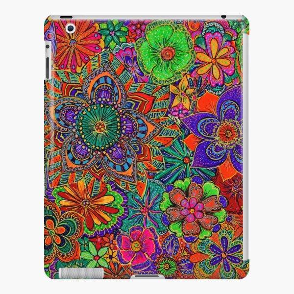 Zen Flora 1-L  iPad Snap Case