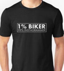 Fake Biker Unisex T-Shirt