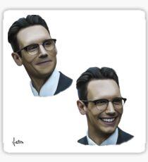 Cory Michael Smith - Edward Nygma Sticker