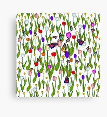 Garden of MAGIC Canvas Print