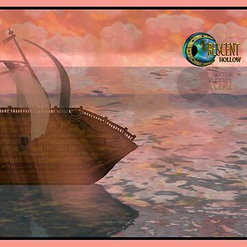 Crescent Hollow Sail Away 3 by shadowinkdesign