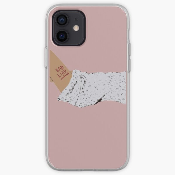 Bad Liar  iPhone Soft Case