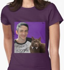 Robin Lord Taylor & Finn Womens Fitted T-Shirt
