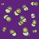 space chicks by greendeer