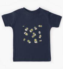 space chicks Kids Tee