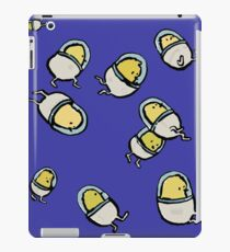space chicks iPad Case/Skin