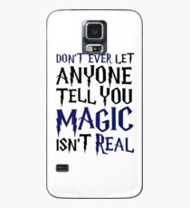 Magic Is Real Case/Skin for Samsung Galaxy