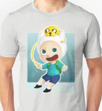 Finn and Jake - Fistbump Unisex T-Shirt