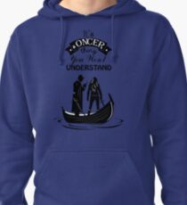 Captain Swan. Oncer Thing! Pullover Hoodie
