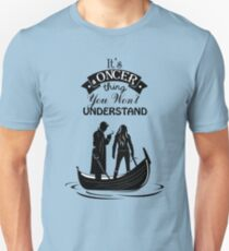 Captain Swan. Oncer Thing! T-Shirt