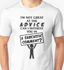 Chandler Bing Quote T-Shirt