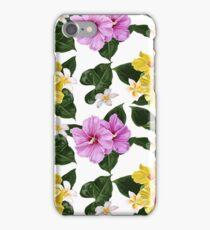 Flower Power Pattern iPhone Case/Skin