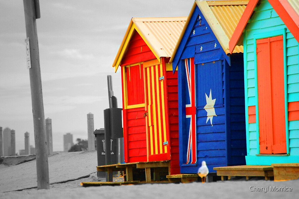 Brighton Bay by Cheryl Morrice