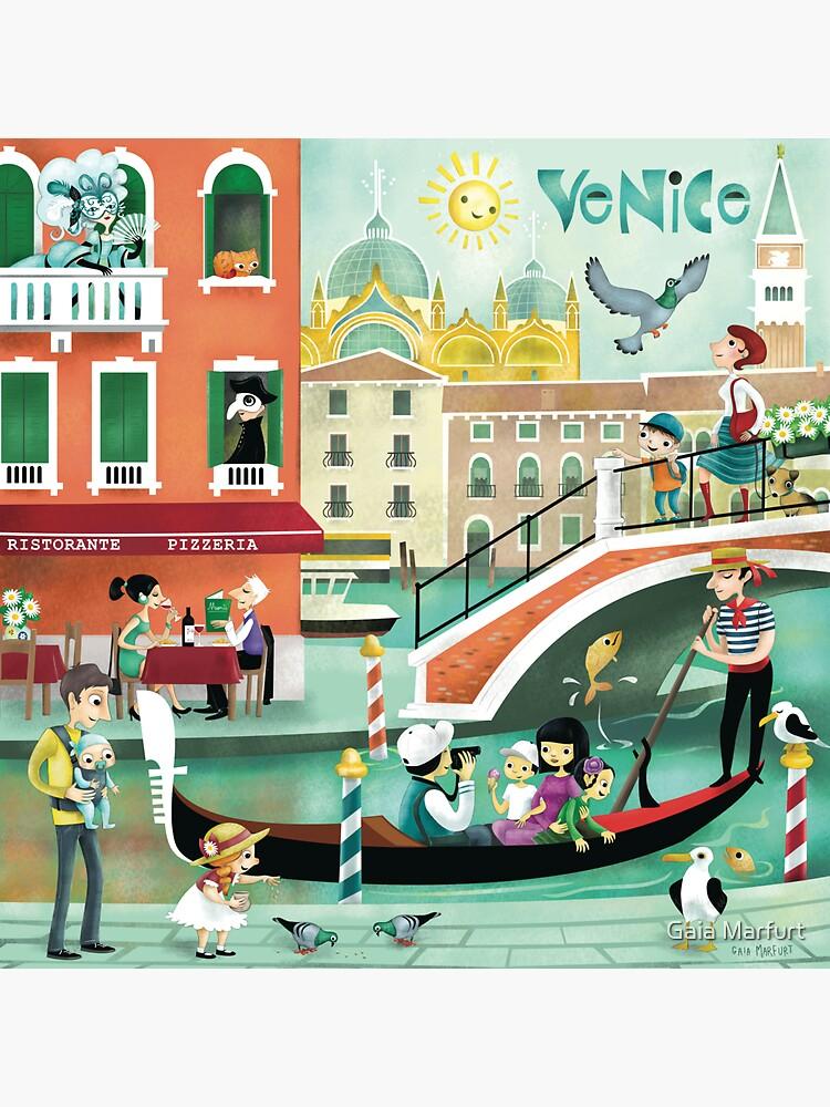 Venezia von gaiamarfurt