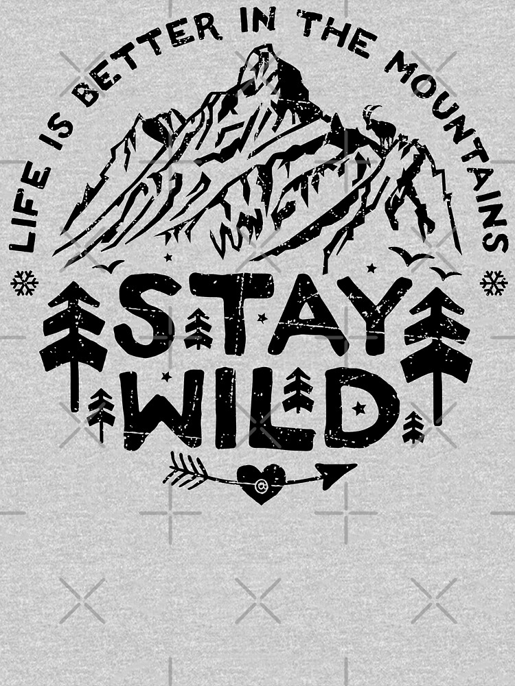 Stay Wild black by posay